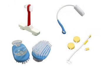 Bad en douche accessoires