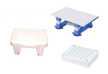 Badplanken en zitjes