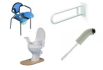 Hulpmiddelen voor toilet