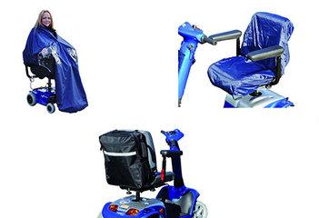 Splash rolstoel- en scootmobielaccessoires