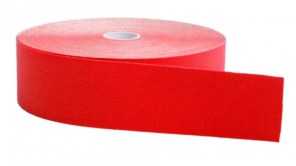 Rol 35 mtr - rood - StrengthTape