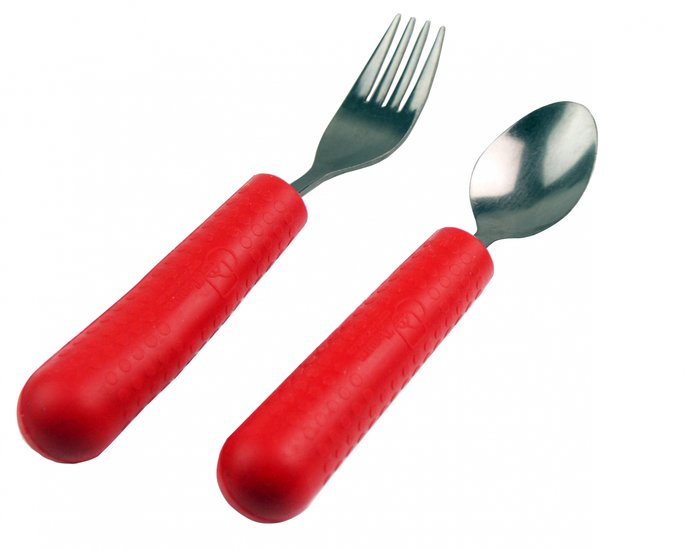 Bestek Grip - kind rood - Able2