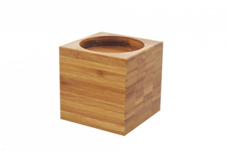 Bamboo bed- en stoelverhogers                      - 9 cm