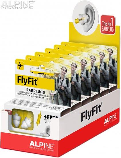 FlyFit display - 6 stuks - Alpine