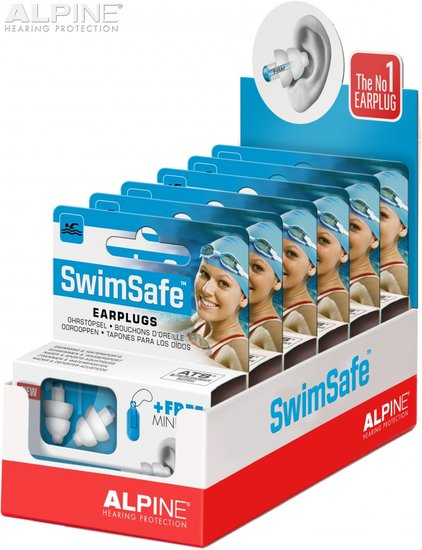 SwimSafe display - 6 stuks - Alpine