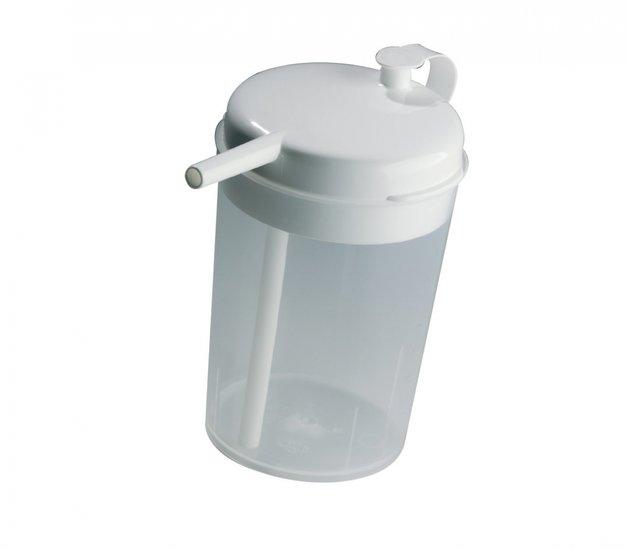 Drinkbeker Novo Cup - 250 rietjes zonder drinkbeker