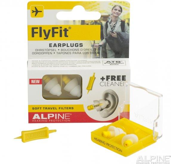 FlyFit oordopjes - 1 paar - Alpine