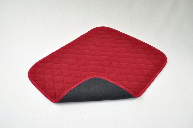 Stoelbeschermers - rood - Vida