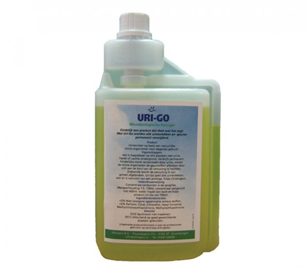 Uri-Go - concentraat 5 ltr
