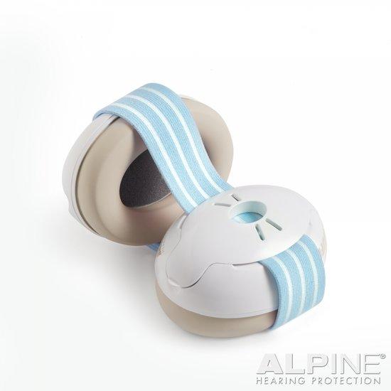 Muffy Baby oorkappen - blauw - Alpine