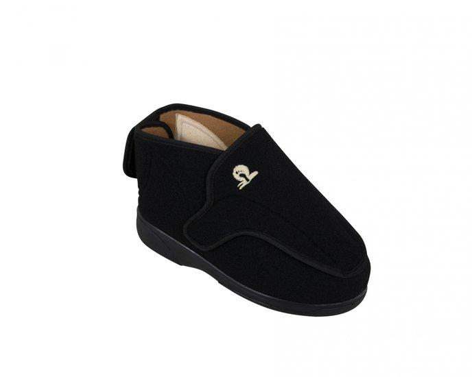 Victory verbandschoen - zwart schoenmaat 36 - Nature Comfort