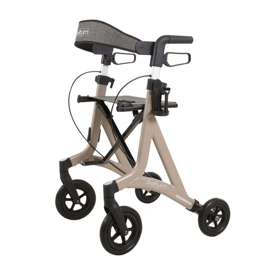Saturn rollator - champagne - Able2