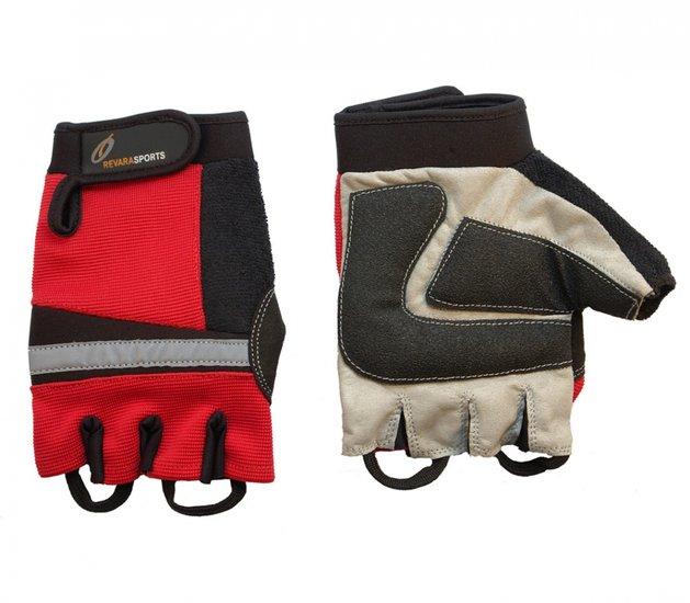 Rolstoelhandschoenen Rood - XL - RevaraSports