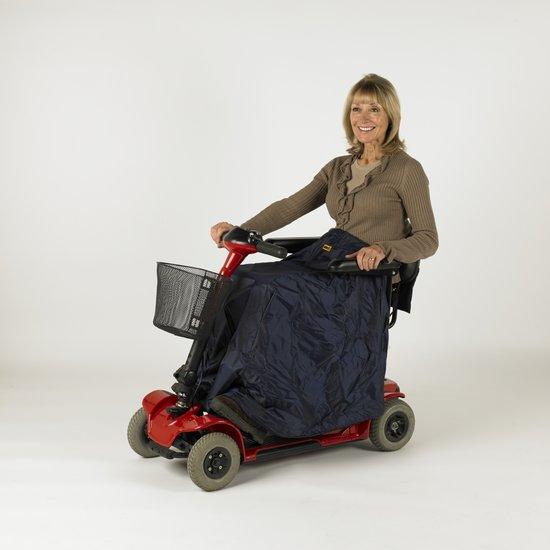 Scooter Leg Cape - Splash