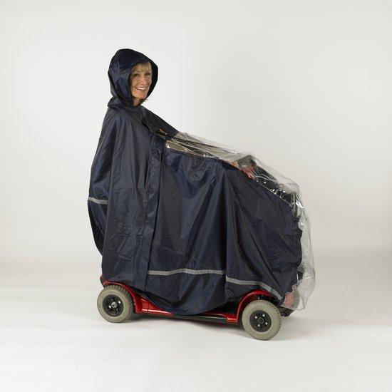 Scooter Cape - medium - Splash