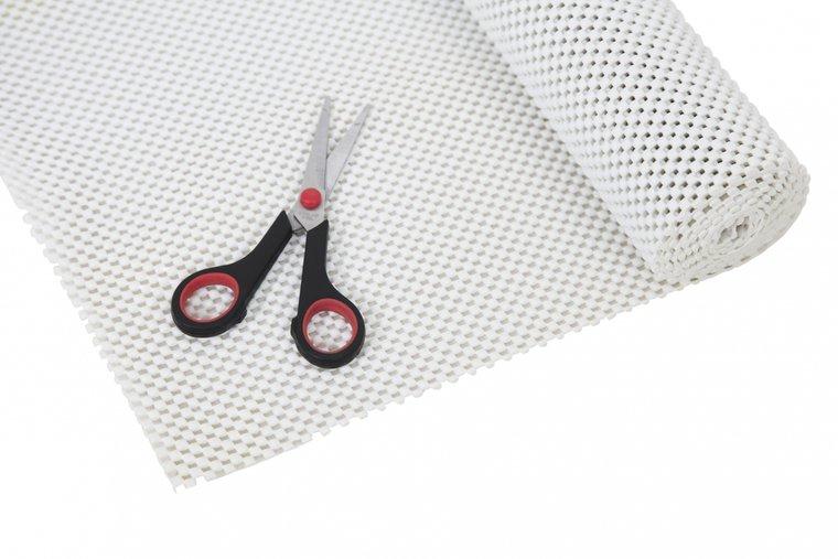 Anti-slip net rol - 305 x 1830 mm - wit - StayPut
