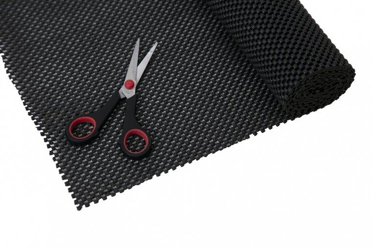 Anti-slip net rol - 305 x 1830 mm - zwart - StayPut