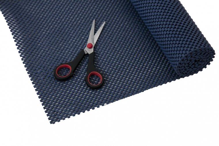 Anti-slip net rol - 51 x 183 cm - donkerblauw - StayPut