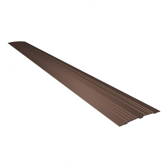 Indoor Drempelvervanger - brons 95 x 11 cm - Able2
