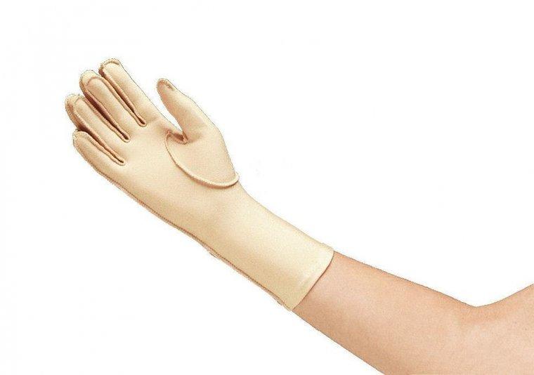Oedeemhandschoen hand met hele vingers - Links L - Norco