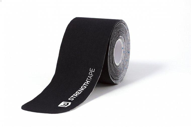 Rol 5 mtr - zwart - StrengthTape