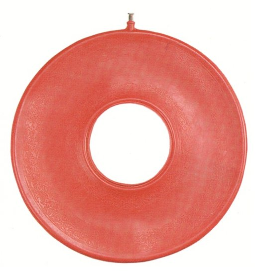 Opblaasbaar rubberen ringkussen - 46 cm
