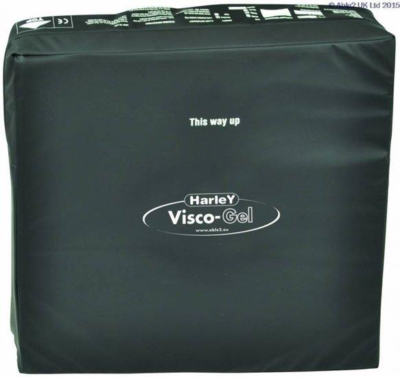 Visco-Gel zitkussen - 46 x 40 x 8 cm - Harley