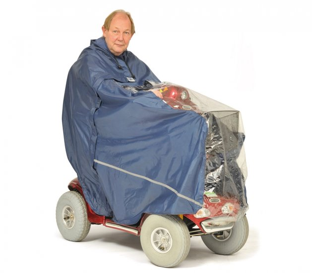 Scooter cape - M