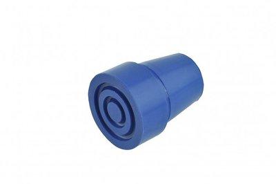 Kruk- en stokdoppen - 19 mm blauw