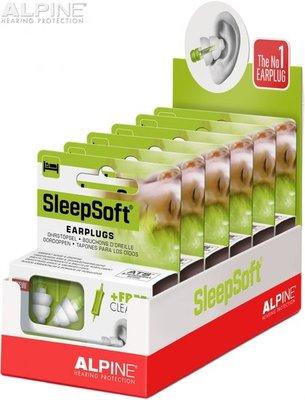 SleepSoften display - 6 stuks - Alpine