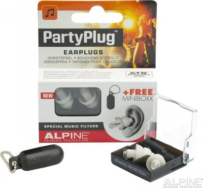 PartyPlug oordopjes - 1 paar - Alpine