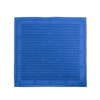 Anti-slip douchemat - blauw - StayPut