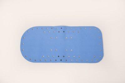 Anti-slip bad- en douchematten - badmat licht blauw - Atlantis