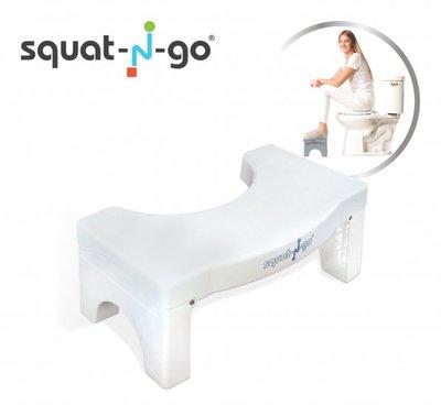 Opvouwbaar toiletkrukje - Squat N Go