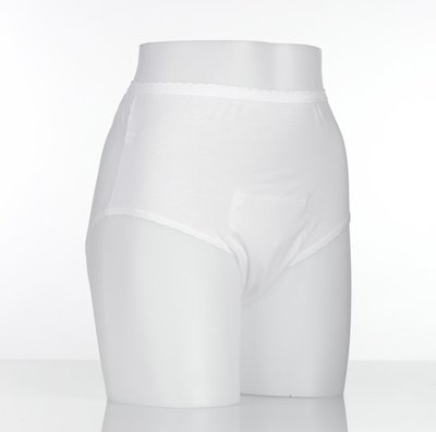 Wasbare incontinentiebroekjes met inlegstuk dames - medium 91-96 cm - Vida