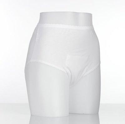 Wasbare incontinentiebroekjes met inlegstuk dames - X-large 112-117 cm - Vida