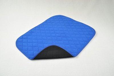 Stoelbeschermers - blauw - Vida