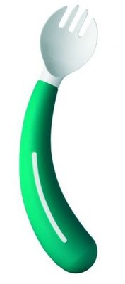Bestek kind - vork linkshandig - Henro-Grip
