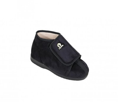 Gabriel pantoffel - zwart schoenmaat 45 - Nature Comfort
