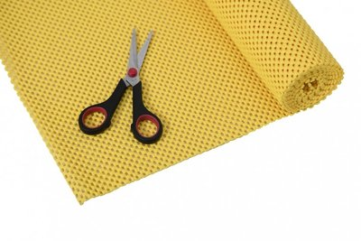 Anti-slip net rol - 305 x 1830 mm - geel - StayPut