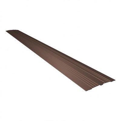 Indoor Drempelvervanger - brons 95 x 14 cm - able 2