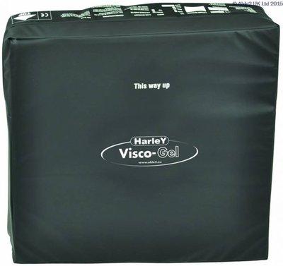 Visco-Gel zitkussen - 46 x 40 x 10 cm - Harley