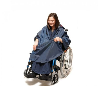 Wheely poncho - 3 in 1
