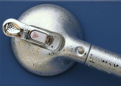 Mobiele wandbeugel Chroom Look - 350 mm - Mobeli