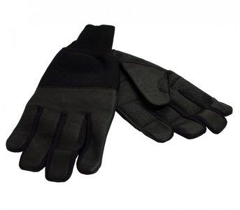 Lederen winter handschoenen - S - RevaraSports